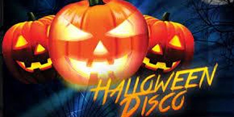 Halloween free Disco tickets
