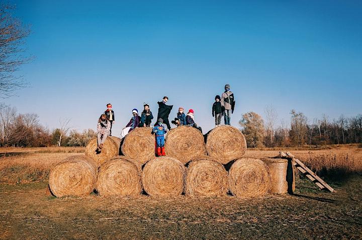 Halloween Costume Days Down on the Farm image