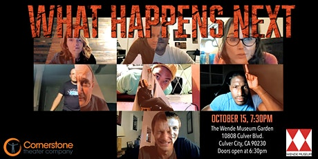 Screening & Conversation by Cornerstone Theater Company – What Happens Next tickets