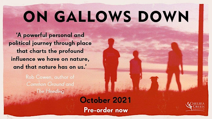 On Gallows Downs - Nicola Chester image