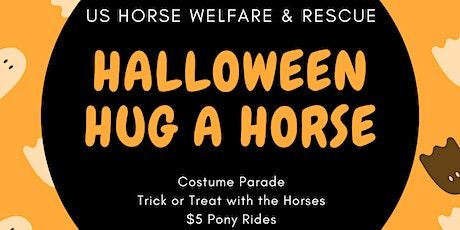 Halloween Hug a Horse tickets