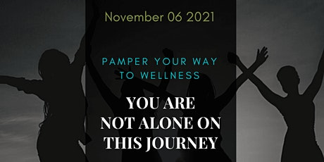 Pamper Your Way to Wellness tickets