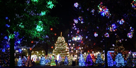 Gallipolis in Lights Tree Walk tickets