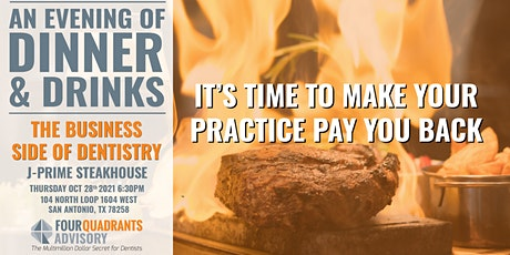 Master The Business Side of Dentistry - San Antonio, TX tickets