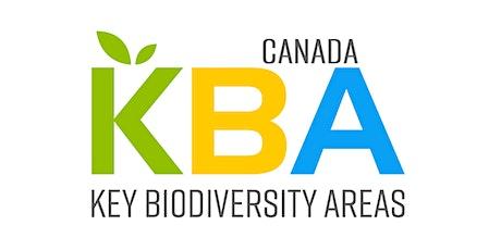 Key Biodiversity Areas in British Columbia tickets