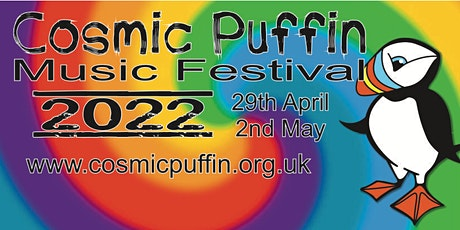 Cosmic Puffin 2022 tickets