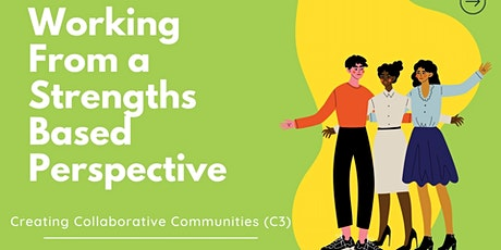 Working From a Strengths-Based Perspective tickets