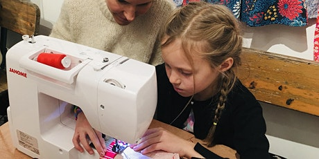 Adult & Child Sustainable Sewing Workshop, Ages 6 - 100 tickets