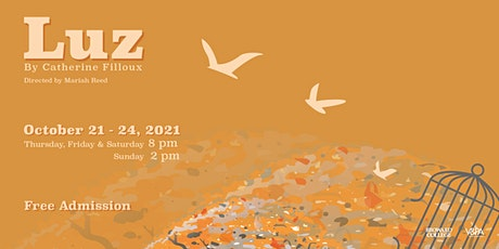Luz by Catherine Filloux tickets