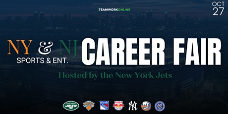 NY & NJ Sports & Ent. Career Fair hosted by the New York Jets tickets