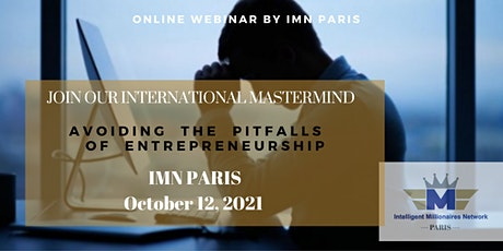 Mastermind Live Webinar: Avoiding the pitfalls of entrepreneurship tickets