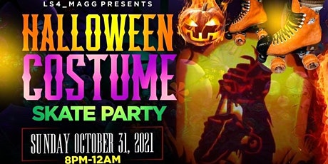 Halloween Costume Skate Party tickets