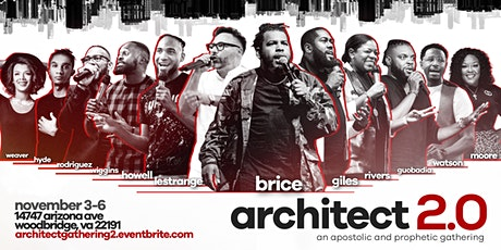 Architect 2 tickets