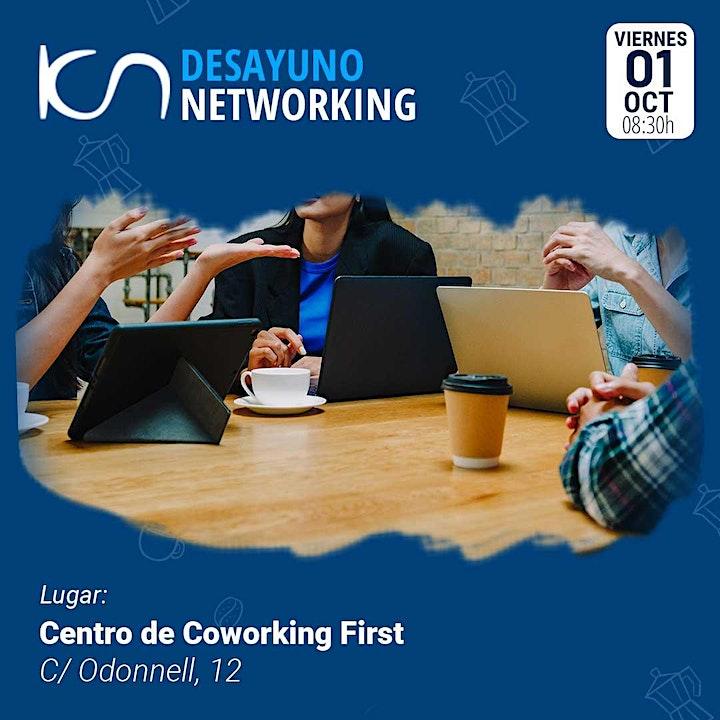 Imagen de KCN Desayuno Networking