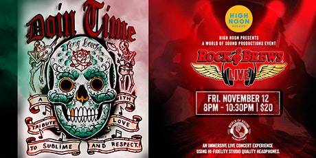 Doin' Time : A Tribute to Sublime tickets