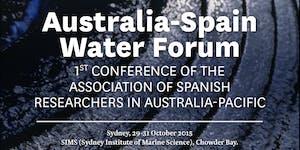 Australia - Spain Water Forum
