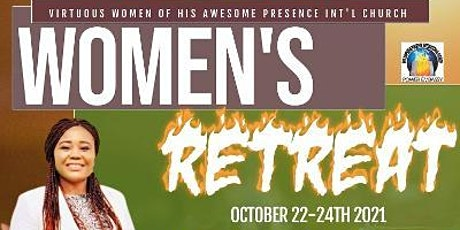 A Divine Encounter Women's Weekend Retreat 2021 tickets