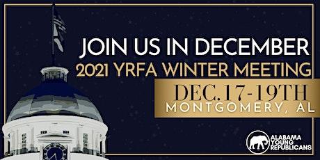 Alabama YR Winter Meeting tickets