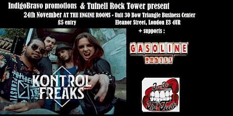 TufnellRockTower & IndigoBravo promotions present:Kontrol Freaks + supports tickets