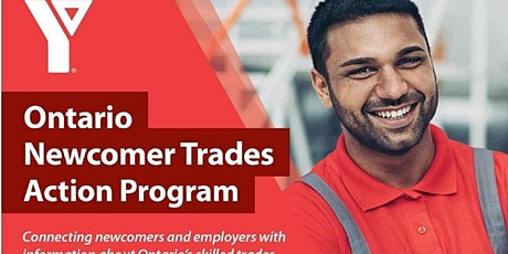 Ontario Newcomer Trades Action Program (ONTAP) tickets