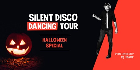 SILENT DISCO DANCING TOUR // Halloween Special Tickets