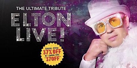ELTON LIVE (Atlanta's Elton John Tribute) tickets