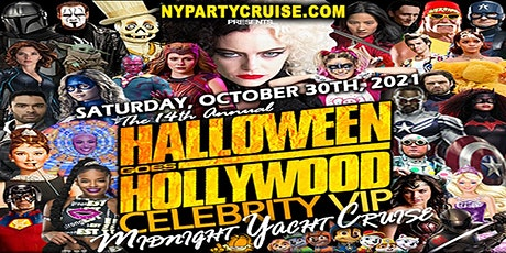 10/30 - Halloween Goes Hollywood Midnight Cruise tickets