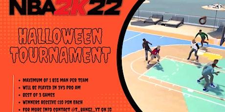 NBA2K22 Current-Gen Halloween Tournament tickets