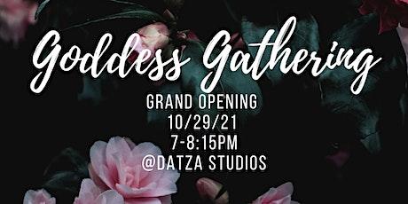 Goddess Gathering- Seattle Grand Opening tickets