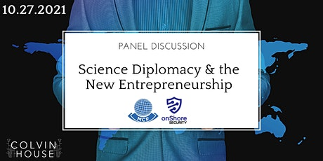 The Malta Conferences • Science Diplomacy & the New Entrepreneurship tickets