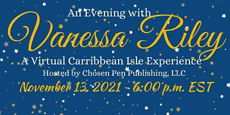 An Evening with Vanessa Riley tickets