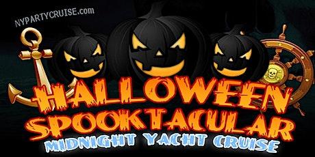 10/29 - Halloween Spooktacular Midnight Cruise tickets