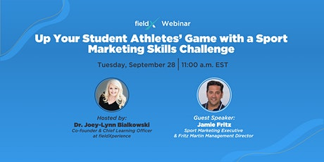 Up Your Student-Athletes' Game with a Sport Marketing Skills Challenge tickets
