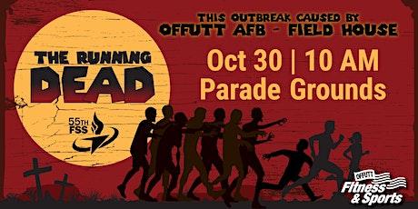 The Running Dead - Offutt Zombie Run 2021 tickets
