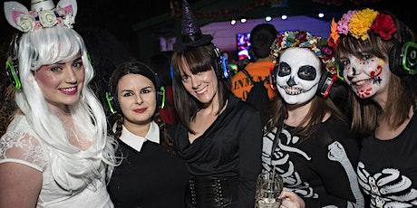 Halloween Silent Disco @ The Container Park - Las Vegas tickets