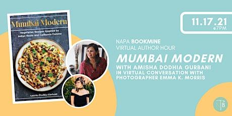 Virtual Author Hour with Amisha Dodhia Gurbani and Emma K. Morris tickets