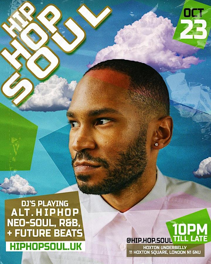 hip hop SOUL (alt. hip hop, neo soul, + future beats) image