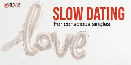 Slow Dating -  Intimate Conversations Online tickets