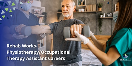 Rehab Works- Physiotherapy/Occupational Therapy Assistant Careers tickets