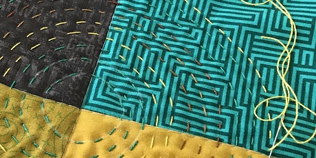 Big Stitch Hand Quilting Making Your Quilts Modern tickets