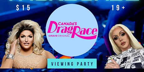Thursgayz- Canadas Drag Race Viewing Party and Show tickets
