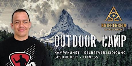 Outdoor Camp 2021.5 - Kampfkunst Falko Zander tickets