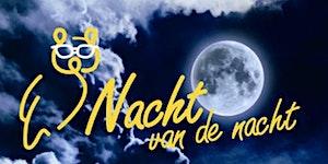 Nacht van de Nacht op de Zaanse Schans