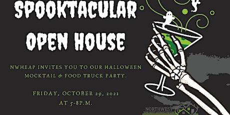 NWHEAP Spooktacular Open House tickets
