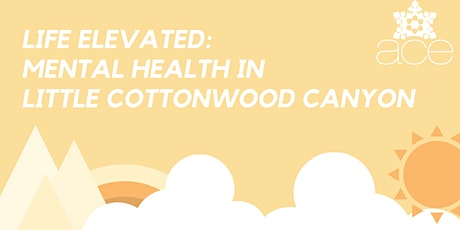 Life Elevated: Mental Health in Little Cottonwood Canyon tickets