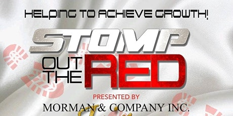 5TH Anniversary - Stomp Out The Red - Community Resource & Business Expo tickets