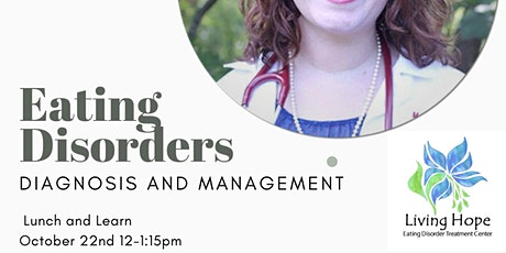 Eating Disorders: Diagnosis and Management tickets