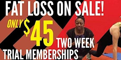 2-Week Trial Memberships Bolingbrook tickets