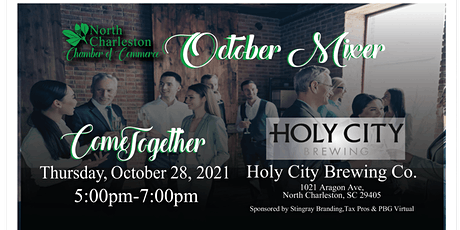 North Charleston Chamber October Mixer tickets