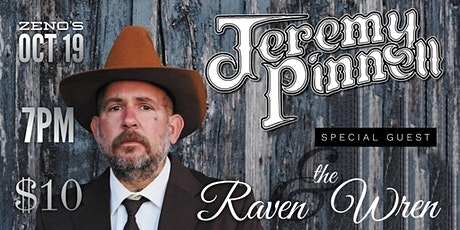 Jeremy Pinnell with Raven & the Wren tickets